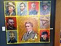 Zelfportretten Vincent van Gogh, reproducties van Ans Markus.JPG