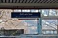 Zell am See - Ort - Bahnhof - 2018 03 24 - 2.jpg