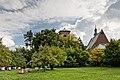 Zespół klasztorny Benedyktynek, Staniątki, A-251 M 08.jpg