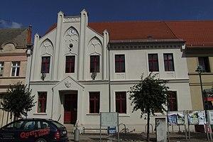 Ziesar - Ziesar Town hall