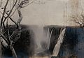 Zimbabwe; Victoria Falls. Photograph by Prof. W.B. Scott, 19 Wellcome V0038012.jpg