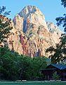 Zion Lodge Morning, UT 5-14 (16947535831).jpg