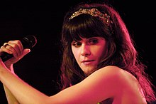 Zooey Deschanel at Mercy Lounge in Nashville, TN by breezy421.jpg