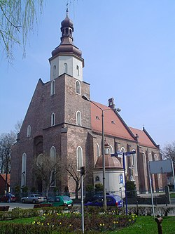 Saints Philip and Jacob Church