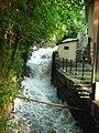 """""""Юзината""""-каскадата на ВЕЦ-а от мостчето - panoramio.jpg"""