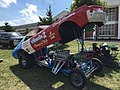 """Javelin 2"" American Motors funny car dragster Chilson Motors PA at 2015 AMO show 3of6.jpg"
