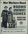 """""""WAR WORKERS NEED ROOMS, APARTMENTS, HOMES"""" - NARA - 513579.jpg"""