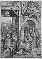 'Adoration of the Maji', woodcut by Albrecht Dürer, 1501-3, Honolulu Academy of Arts.jpg