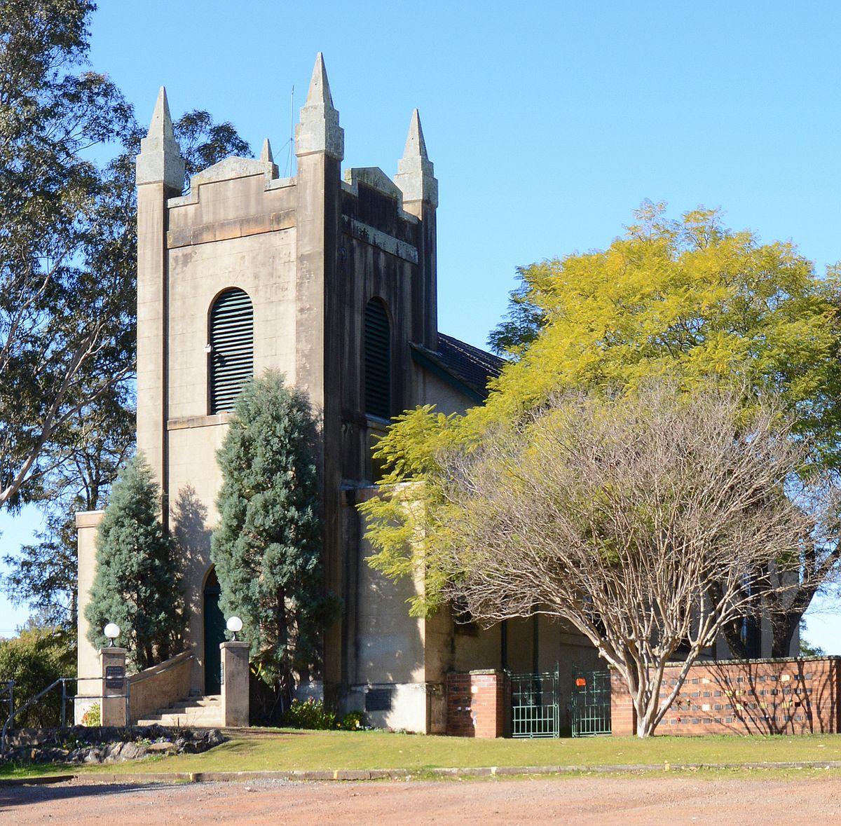 St Marys, New South Wales - Wikipedia