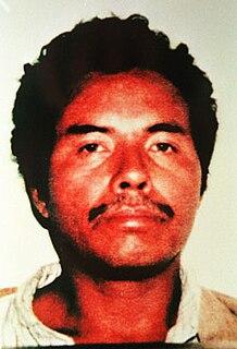 Ángel Maturino Reséndiz Cross-border Mexican serial killer and rapist