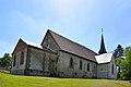 Église Saint-Denis de Norolles. Vue nord-est.jpg