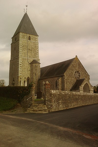 Église Saint-Lô de Courcy