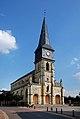 Église Saint-Ouen de Livarot. Vue nord-ouest.jpg