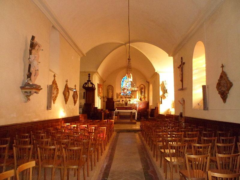 Église Saint-Pierre du Chefresne