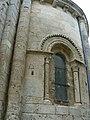 Église Saint-Rémy de Saint-Rémy (Deux-Sèvres) abside.JPG