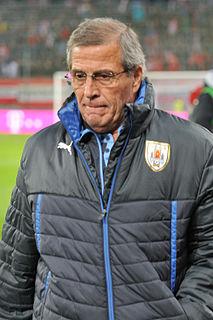 Óscar Tabárez Uruguayan footballer