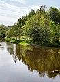 Örekilsälven downstream from Kviström in Munkedal 2.jpg