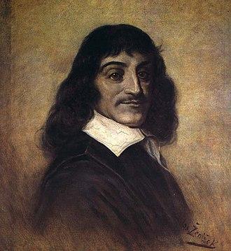 František Ženíšek - Image: Ženíšek.portreto.de. Descartes