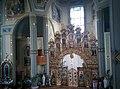 Інтерєр нової Миколаївської церкви м. Радехів.jpg