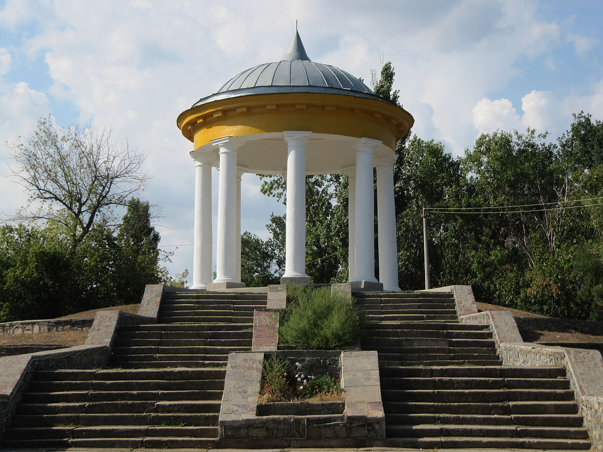 Library of Mykolaiv region: a selection of sites