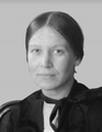 Археолог Тиханова, Мария Александровна в 1922.png