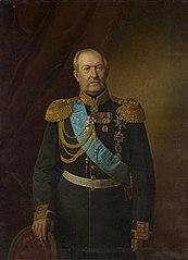 Portrait of Pavel Ignatyev
