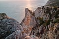 Вид на скалы мыса Айя сверху, Крым.jpg