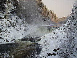 Водопад Кивач в морозный день.JPG