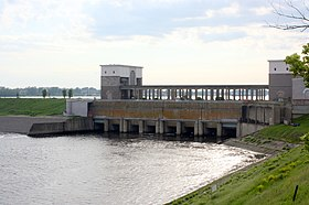 Image illustrative de l'article Barrage de Rybinsk