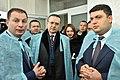 Володимир Гройсман у Тернополі 8 грудня 2016 - Інфекційне відділення Тернопільської МКЛШД - 16126133.jpg