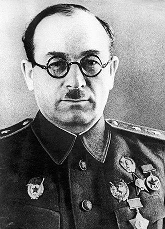 Pavel Rotmistrov - Image: Герой Советского Союза Павел Алексеевич Ротмистров