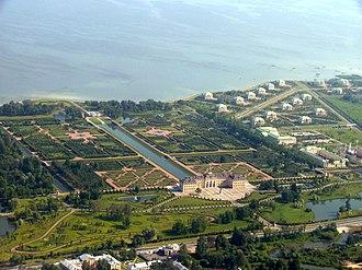 Strelna - Palace of Congresses State Complex in Strelna
