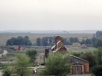 Kamensky District, Tula Oblast - Farm landscape in Kamensky District