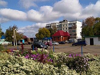 Zherdevka, Tambov Oblast - In Zherdevka