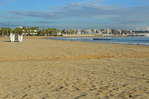 Playa Ponente, Salou
