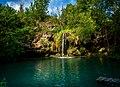 Лагуна з Водоспадом Бурбун на р.Бобравка.jpg