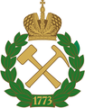 Логотип Санкт-Петербургского горного университета.png
