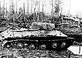 Местность в районе плацдармов оказалась труднопроходимой даже для танков.jpg