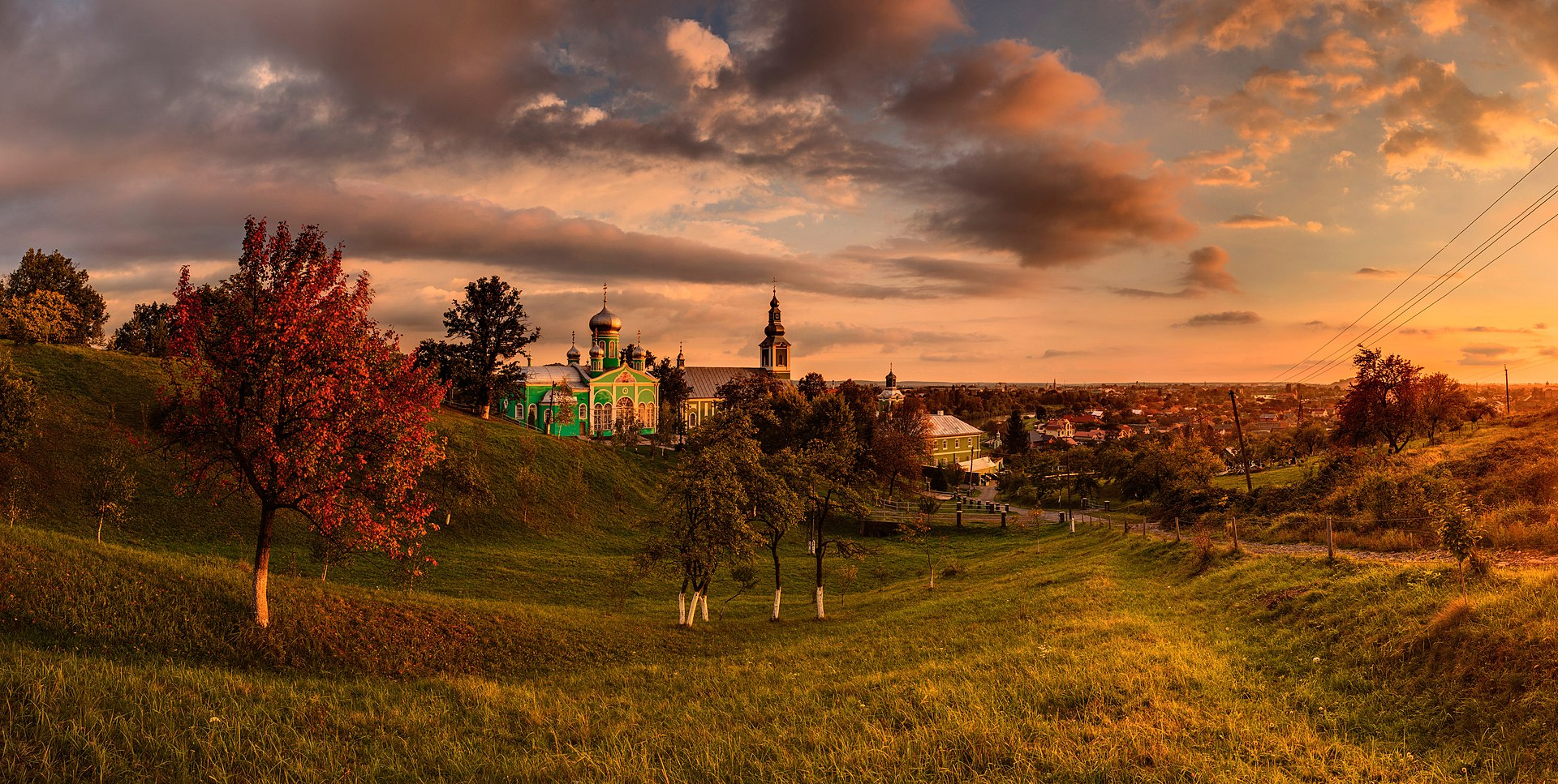 Свято-Николаевский монастырь