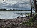 Озеро Вуокса пасмурным утром.jpg
