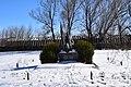 Пам'ятник на братській могилі воїнів Радянської Армії і радянських громадян DSC 0617.jpg