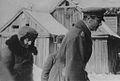 Пленного генерал-фельдмаршала Паулюса и его адъютанта конвоируют в штаб 64-й армии. 31.01.1943 г.jpg