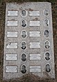 Підгірки. Символічна могила. Плита №2.jpg