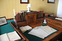 Рабочий стол поэта.JPG
