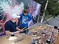 Райчихинск 26 мая 2012 Музыканты барабанщики.JPG