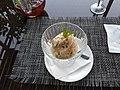 Саксаул Ресторан, kymyz-flavored ice cream.jpg