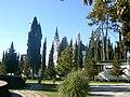 Собор Михайла Архангела в парковом пейзаже, 2008 г., улица Москвина, 12, Центральный район, Сочи, Краснодарский край.jpg