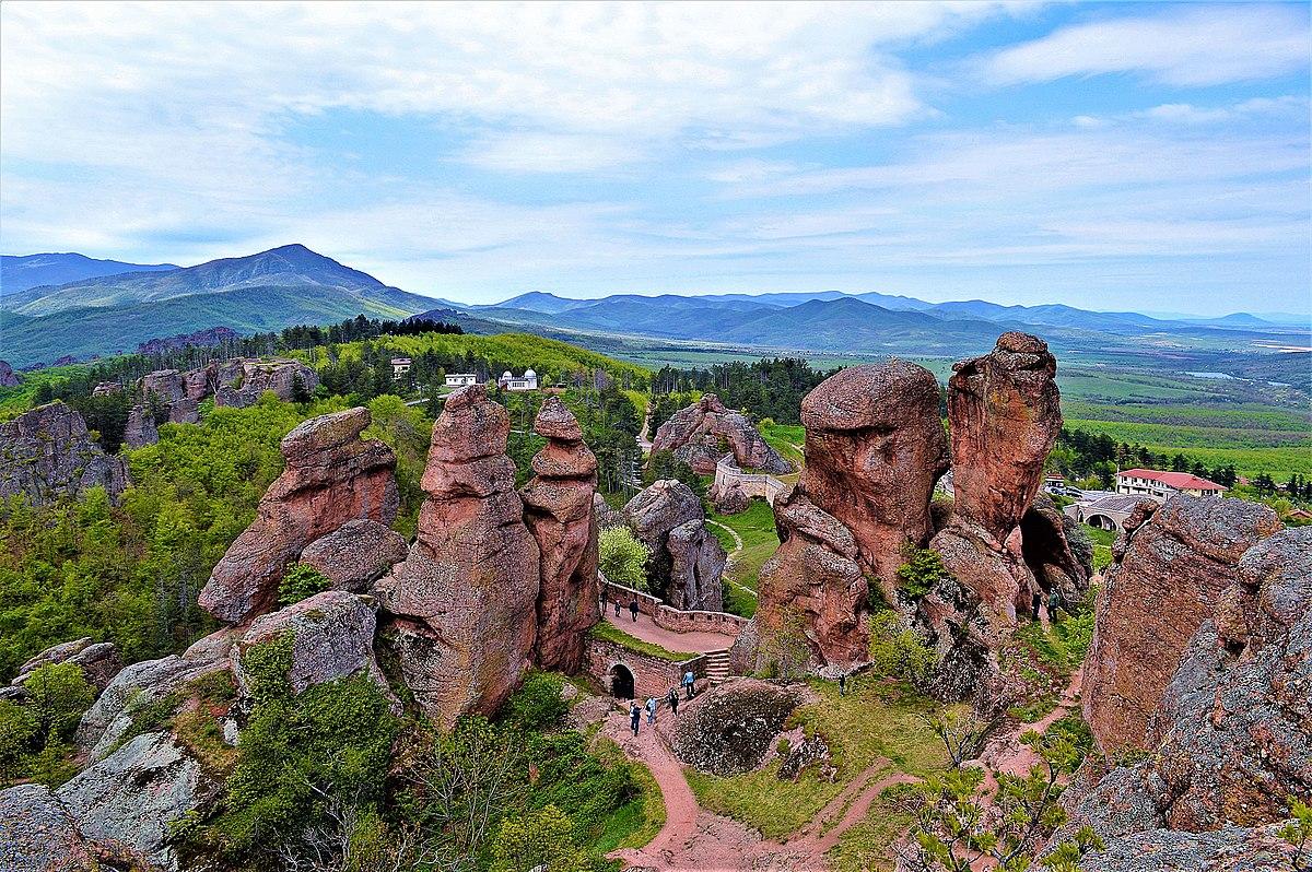 Белоградчишки скали – Уикипедия чисто