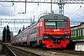 ЭД4М-0438, Russia, Leningrad region, Vyborg station (Trainpix 61073).jpg