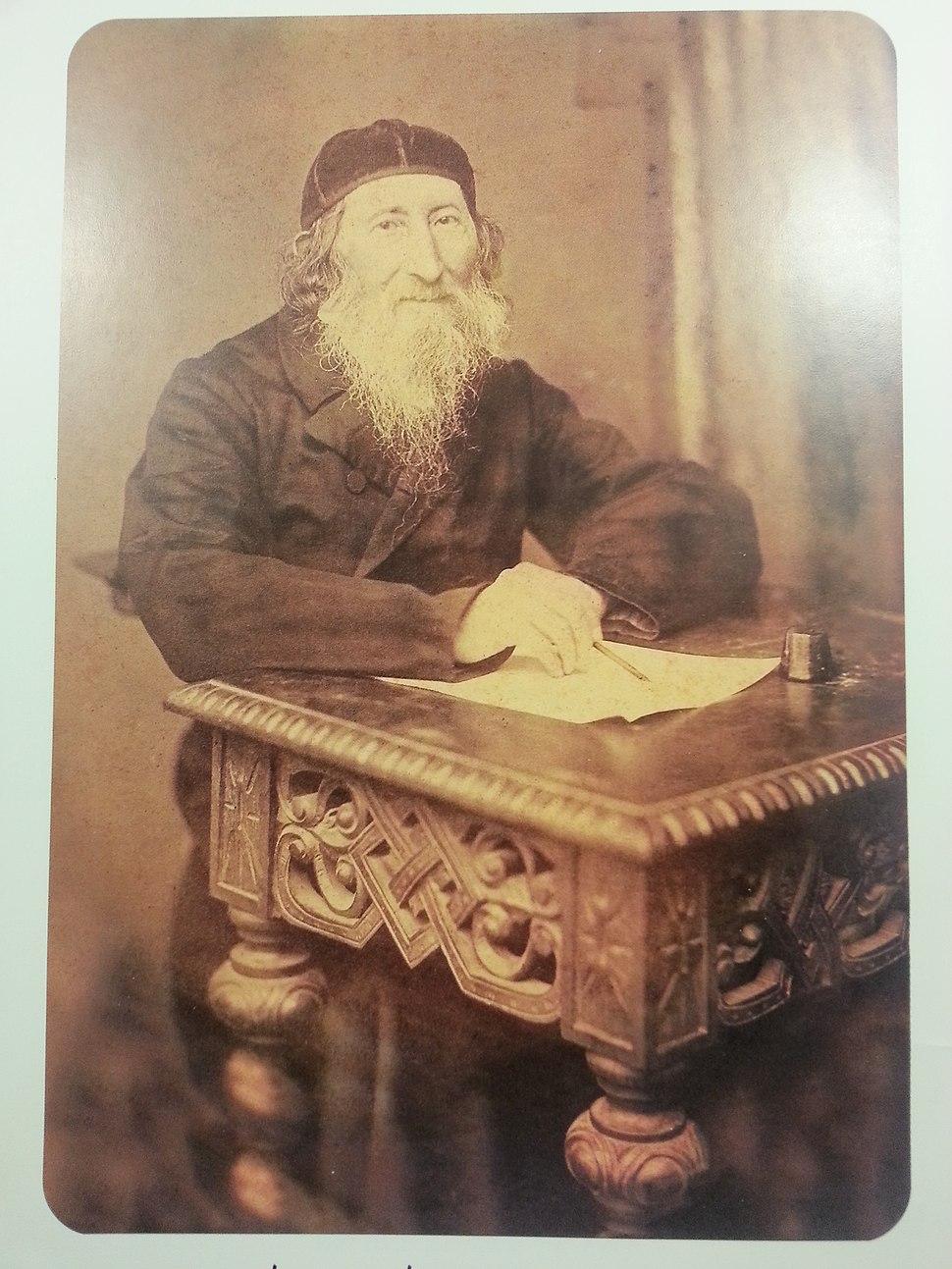 הרב צבי הירש קלישר